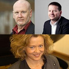 Brett Dean, Paul Dean, Lisa Moore