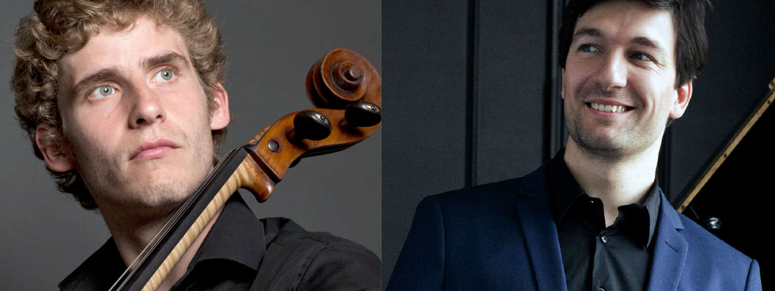 Andreas Brantelid and Konstantin Shamray
